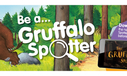 Delamere Forest ve Gruffalo Trail