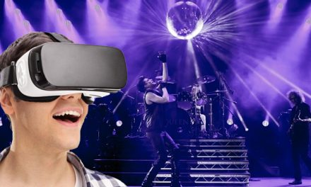 MRG – Virtual Reality ve 360° Konser videoları