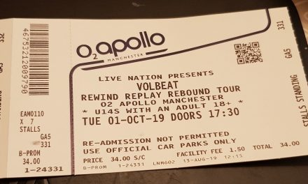 Volbeat (@Apollo Manchester)