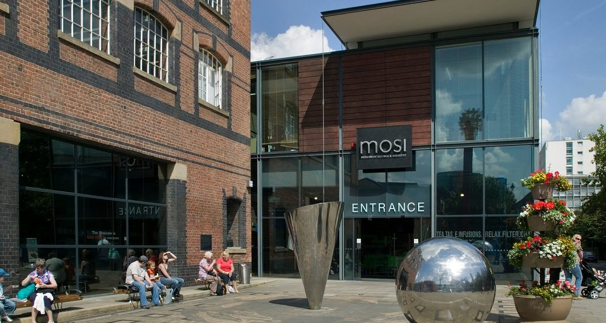 Manchester Science Museum