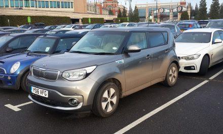 Kiralık elektrikli araba – 1 aylık durum