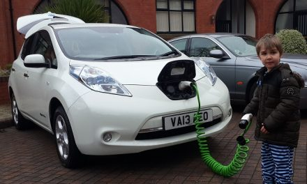 Nissan LEAF – 1. ay değerlendirmesi