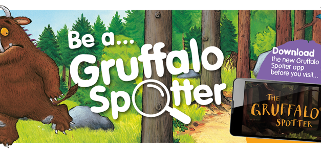 Delamere Forest ve Gruffalo Trail
