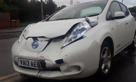 Trafik kazası – Güncelleme