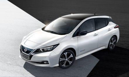 Nissan Leaf – 2018