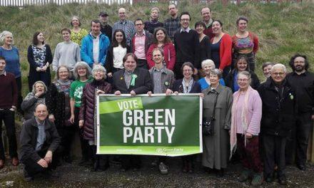 Bizim semtteki Green Party zaferi