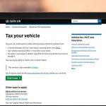 İngiltere'de yıllık araba vergisi ve MOT (Araç Muayene)