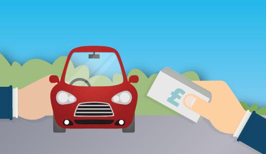 İngiltere'de araba satmak