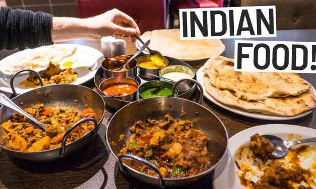 Sonradan gurme – Hint yemekleri 101
